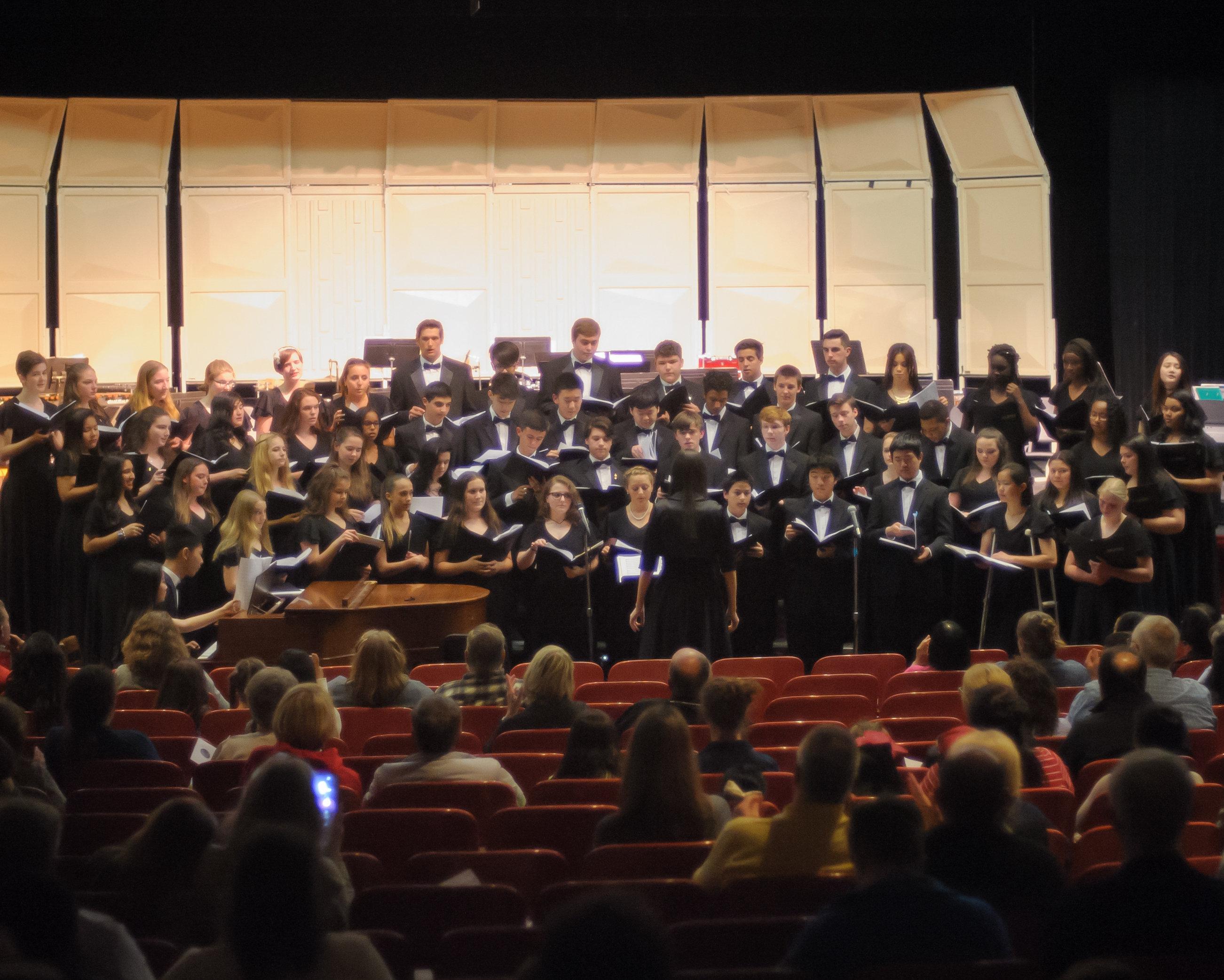 Music - Saint Bernard School